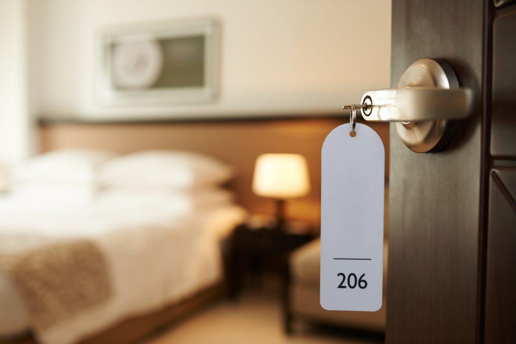 Hospitality real estate image